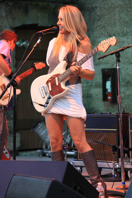 Liz Phair at the Mountain Winery, August 18th, 2011
